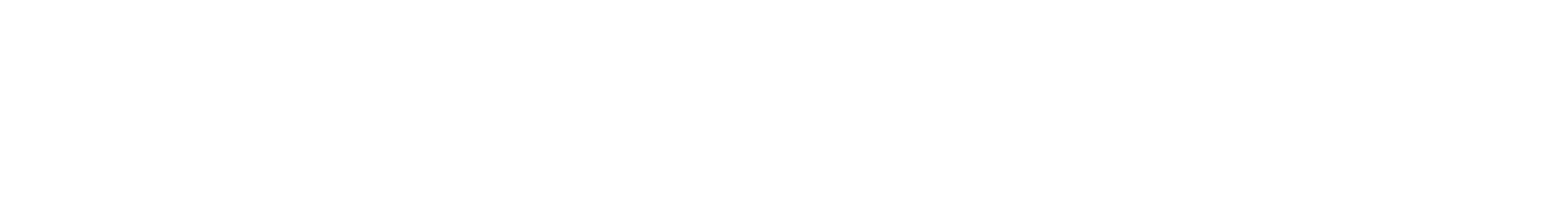 Logo for The Marshall Project